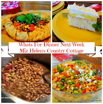 Whats For Dinner Next Week 7-17-16 to 7-24-16