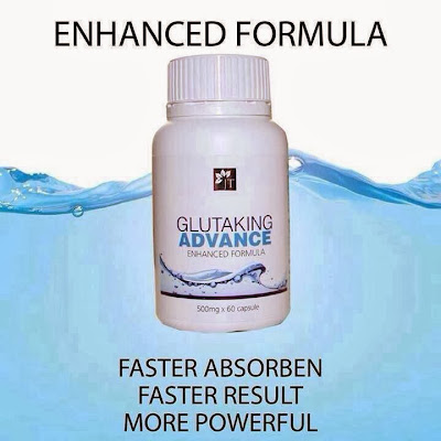 gluta king advance review, glutaking advance shah alam, glutaking advance agen KL