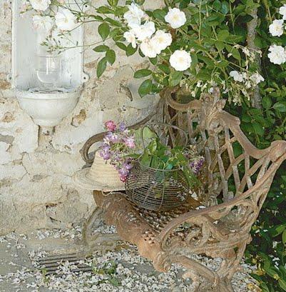Rustic Gardens A Feast For The Senses Fleur De List