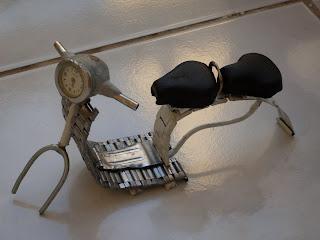 Lambretta Miniatura-