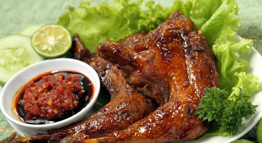 Cara Membuat dan Resep Ayam Bakar Asem Manis