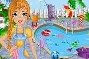 Havuz Temizleme