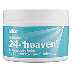 Bliss, Bliss lotion, Bliss moisturizer, Bliss skincare, Bliss skin care, Bliss High Intensity 24-Heaven Healing Body Balm, moisturizer, lotion, balm, body balm, skin, skincare, skin care