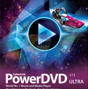 Cyberlink PowerDVD 13 Ultra - Bluray TrueTheater Technology