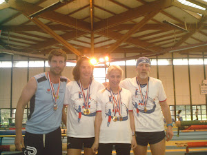 championnat de france indoor fsgt