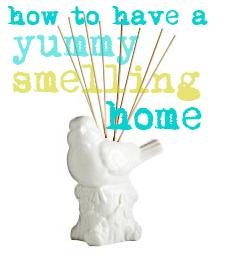 kandeeland how to make your house smell good. Black Bedroom Furniture Sets. Home Design Ideas
