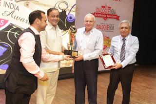 Gurgaon's ITM University bags Best Private University of Haryana Award