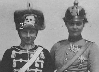 Cecilie Auguste Marie Herzogin zu Mecklenburg(-Schwerin) -Prinzessin Viktoria Luise Adelheid Mathilde Charlotte von Preußen