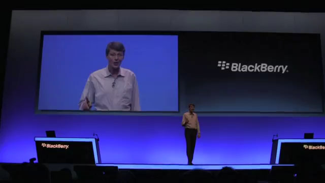 RIM CEO Thorsten Heins &#8211; BlackBerry DevCon Europe Keynote