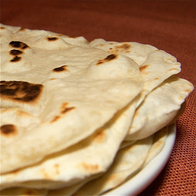 Un Tortillas ( bir Tortilla Press olmadan )