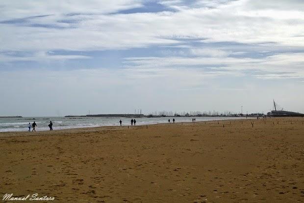 Pescara, spiaggia