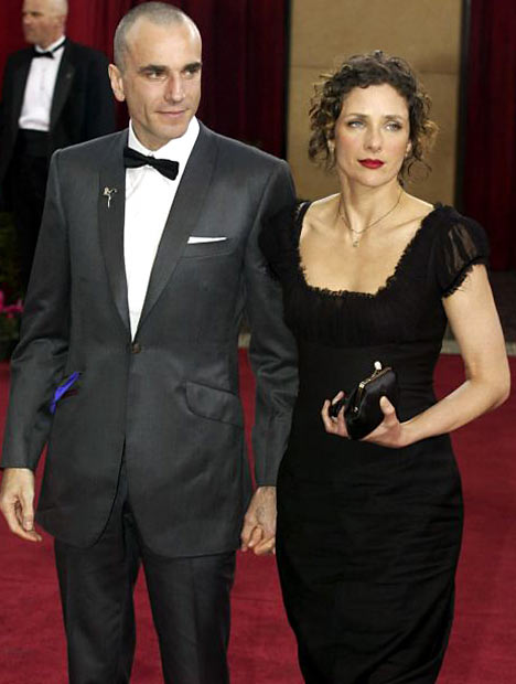 Chatter Busy: Daniel Day-Lewis Dating