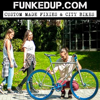 Funkedup | Custom made Fixies & City Bikes