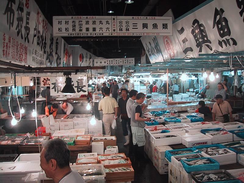 world tourist places tokyo