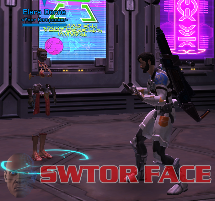 swtor preferred how to get