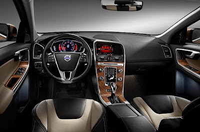 2016 Volvo S60 Cross Country Interior