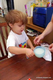 Nerdy Science Make At Home Silly Putty And No Cook Playdough