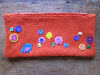 Easy Sew Zipper Pouch Tutorial