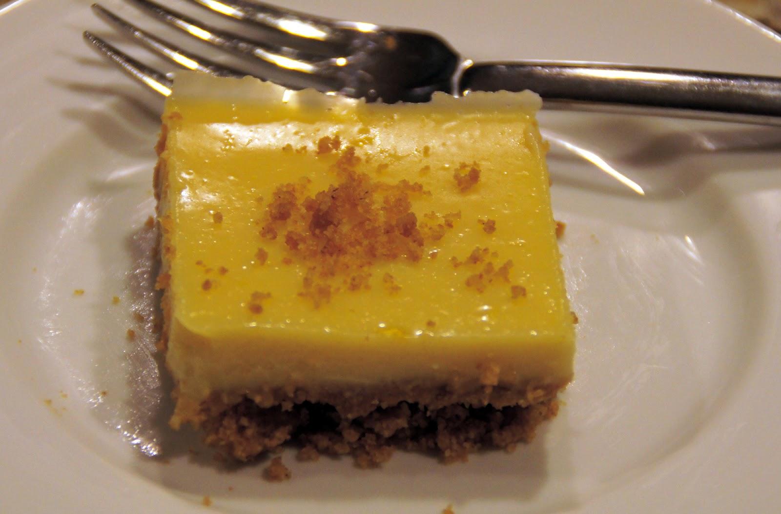 Little Bit of Everything: Lemon Pie Bars - Secret Recipe Club