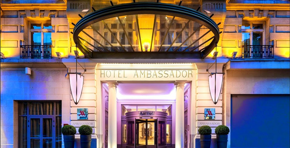 Hotel Marriott Ambassador Paris - Vente Flash