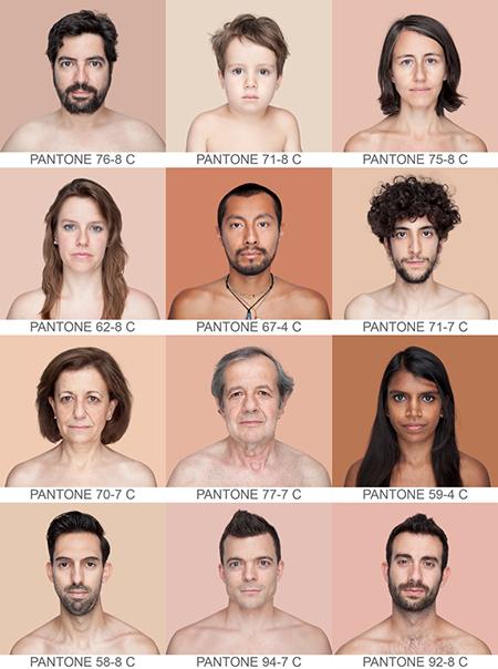 Humanae. Un proyecto fotográfico de Angélica Dass