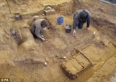 Kubur Anglo-Saxon