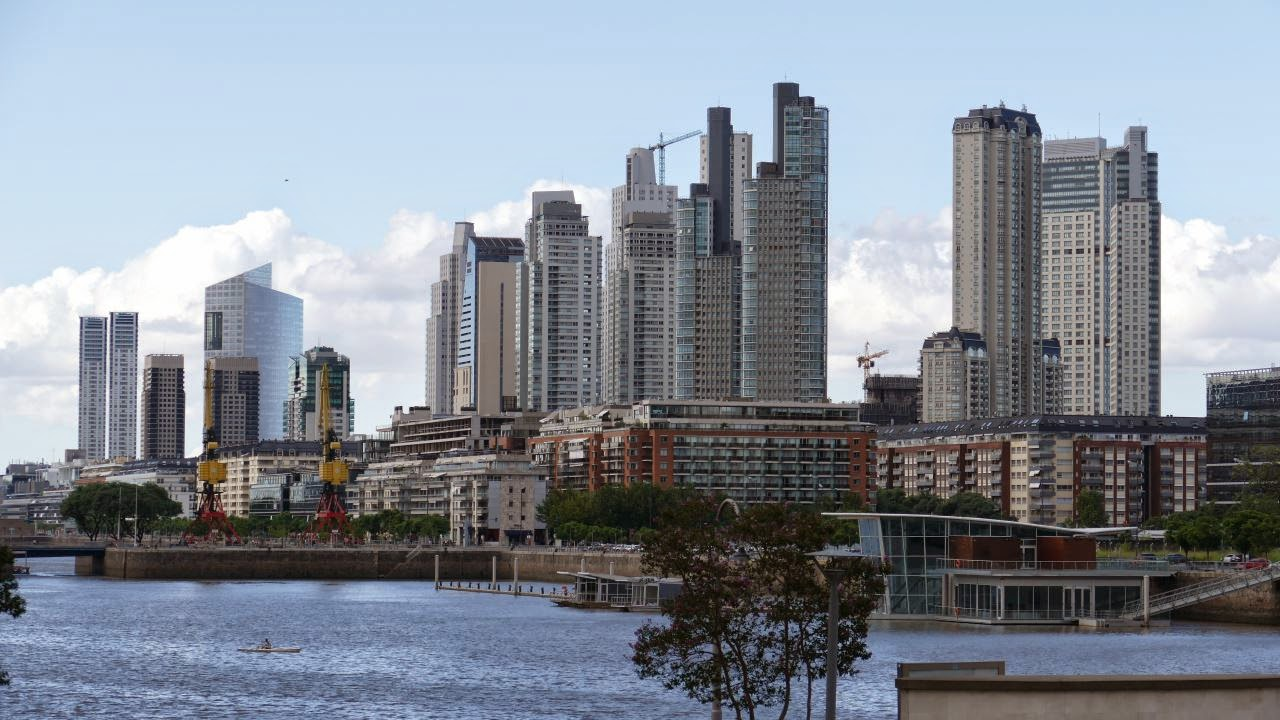 Buenos Aires - Skyline