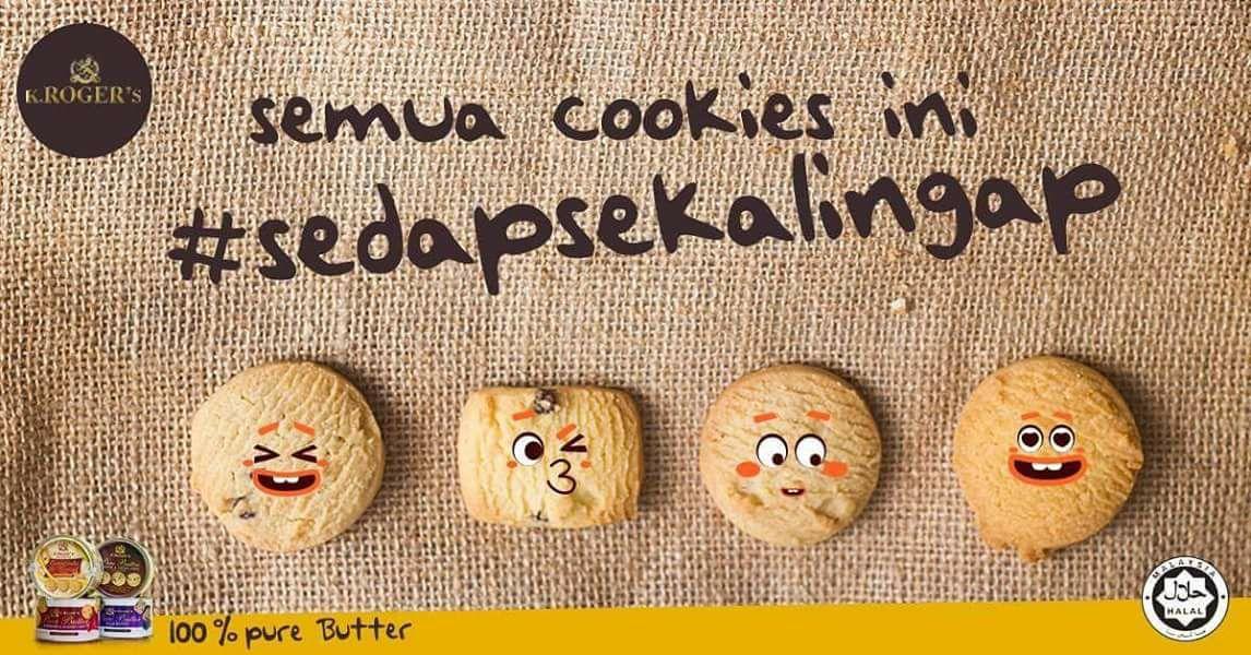 K.Roger's Butter Cookies