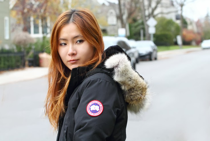 Canada Goose chilliwack parka replica official - Pop Champagne: Canada Goose