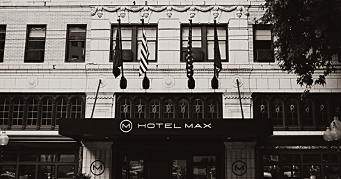 hotel max seattle washington