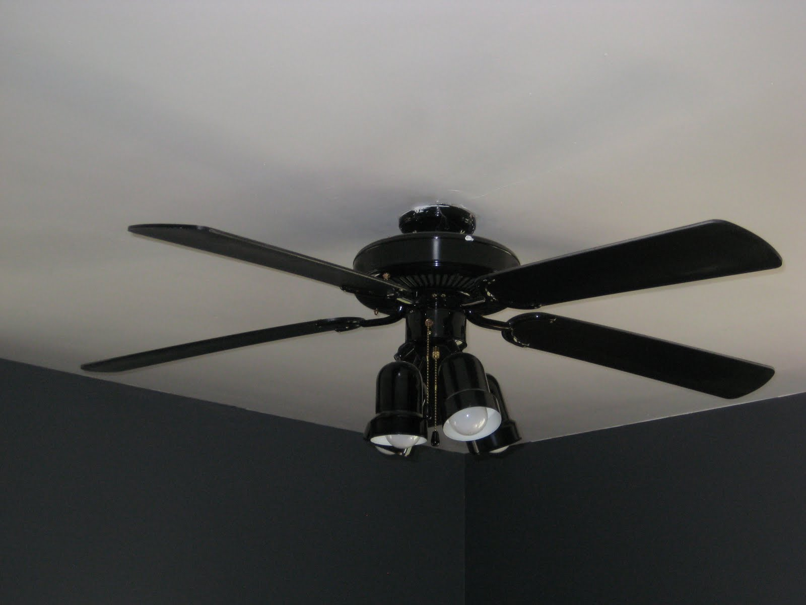 dont laugh okaygo ahead and laugh here are two of the fans currently residing in our home ceiling fans ugly
