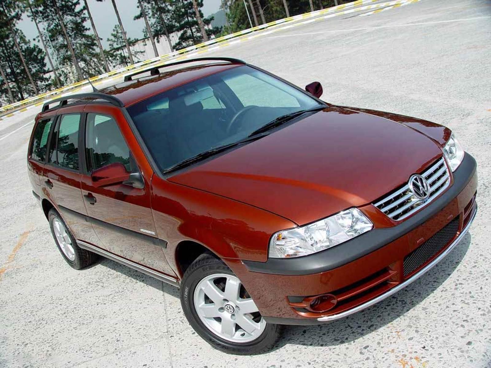 VW Parati Crossover 2002 e 2004 - fotos e detalhes | CAR.BLOG.BR - Carros