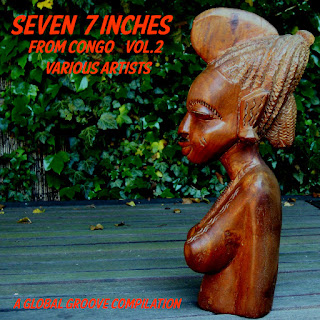 Seven \'7 inches\' from Congo vol.2 -Various Artists