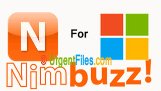 Nimbuzz Messenger For Windows PC Free Download