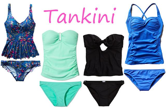 Favorite tankinis