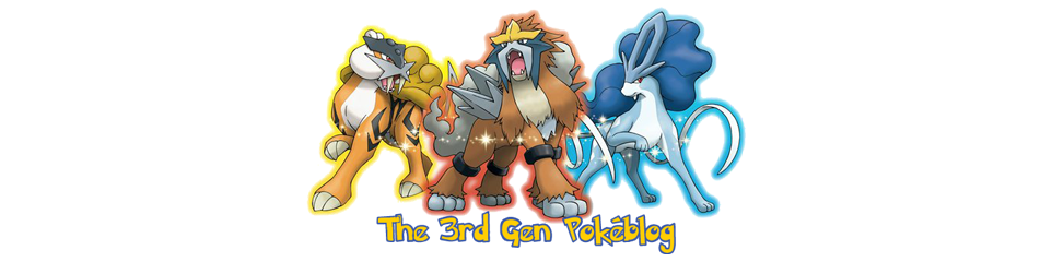 The 3rd Gen Pokéblog
