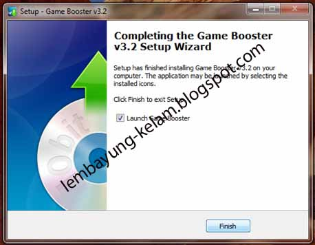 _lalu kita instal game booster tersebut dengan mengikuti langkah demi ...
