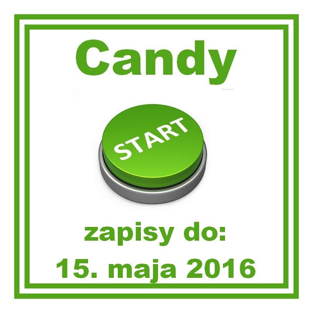 Candy na dobry start :-)