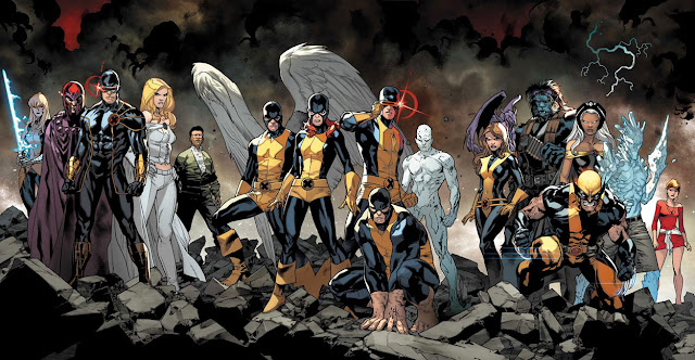 All New X-Men Marvel Comics