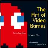 The art of Video Games Book Cover