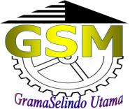 Logo PT GramaSelindo Utama (GSM)