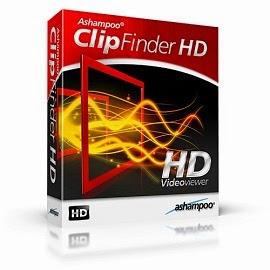 Ashampoo ClipFinder HD 2.4 download