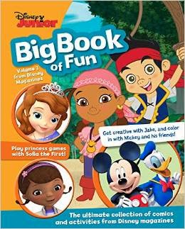 big book of fun cover