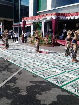 Gunakan Karpet Shalat untuk Pentas Tari, Kemenag DKI Jakarta Tuai Protes