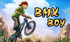 Game Gratis Sepeda BMX Boy For PC