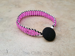How to make a simple beaded ladder bracelet.
