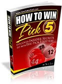 HOW TO WIN PICK 5