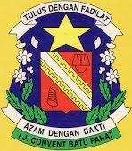 SMK CONVENT (M) BATU PAHAT