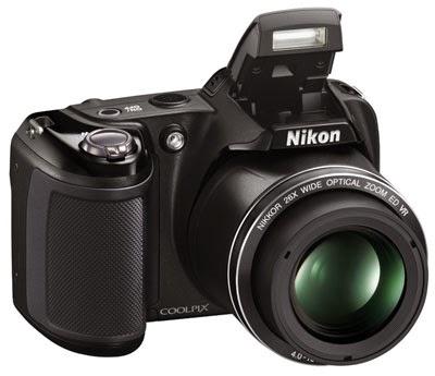 Nikon Coolpix L330 - 20.2 MP Digital Camera