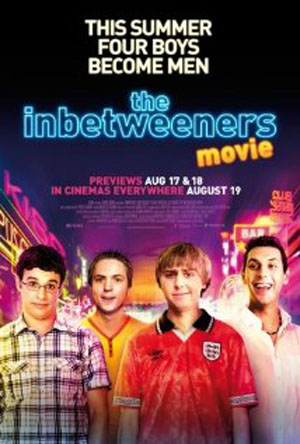 Ảnh Kẹt Giữa - The Inbetweeners Movie
